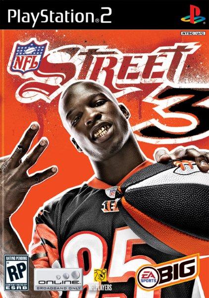 NFL Street 3 PS2